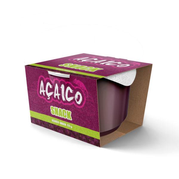 Acaico snack 125g