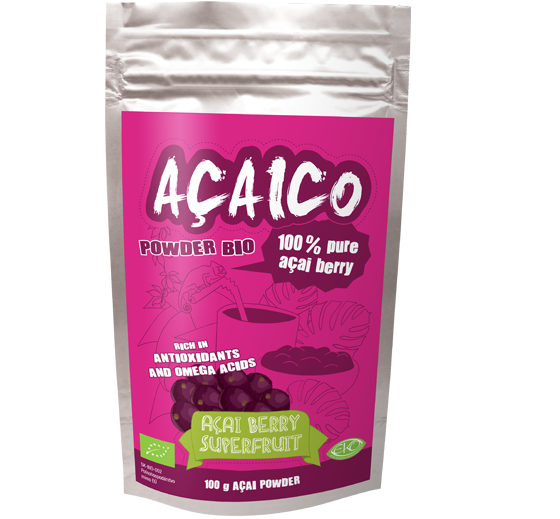 acaico powder 100g